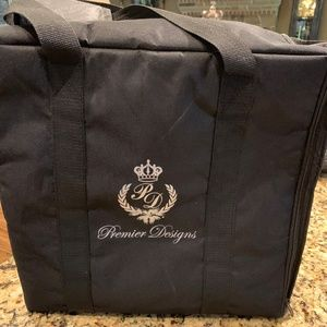 PREMIER DESIGNS softside jewelry bag